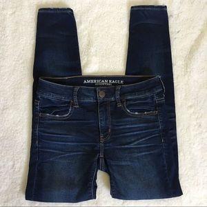 American Eagle Jegging Skinny Jeans 4